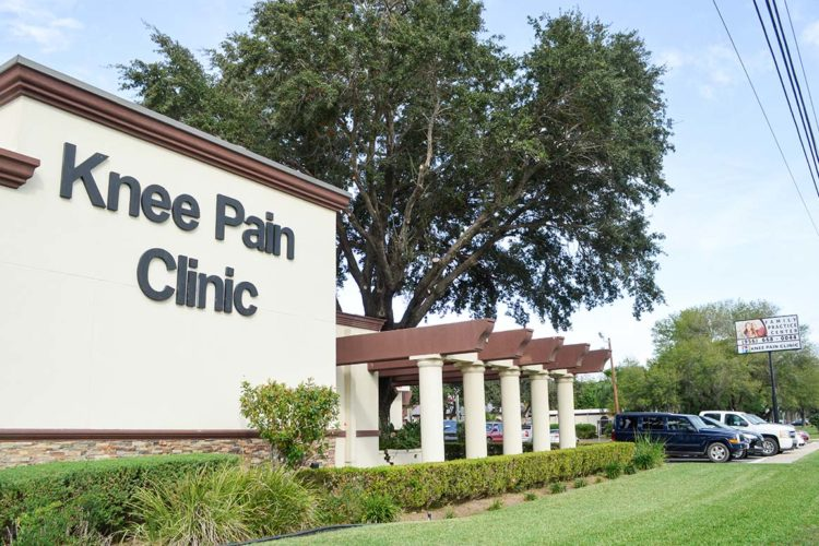 McAllen Knee Pain Clinic