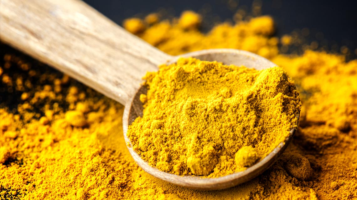 Tumeric Relieves Pain with Osteoarthritis